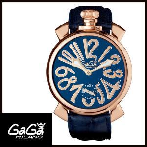 5011.05S GAGA MILANO ガガミラノ  MANUALE 48MM  マニュアーレ 48mm GOLD PLATED メンズ腕時計 国内正規品 送料無料  |quelleheure-1