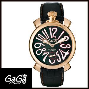 5011.12S GAGA MILANO ガガミラノ  MANUALE 48MM  マニュアーレ 48mm GOLD PLATED メンズ腕時計 国内正規品 送料無料  |quelleheure-1