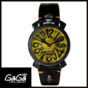 5012.VINTAGE2 GAGA MILANO ガガミラノ  MANUALE 48MM  マニュアーレ 48mm VINTAGE メンズ腕時計 国内正規品 送料無料|quelleheure-1