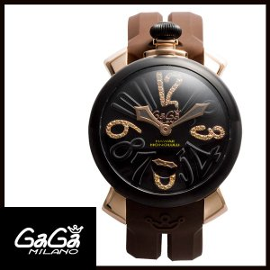 5014.LE.H.YL.S GAGA MILANO ガガミラノ  MANUALE 48MM  マニュアーレ 48mm SPECIAL LIMITED EDITION メンズ腕時計 世界限定50個 国内正規品 送料無料|quelleheure-1