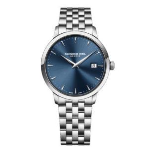 RAYMOND WEIL レイモンド・ウェイル トッカータ クォーツ メンズ腕時計 ステンレススチール 5488-ST-50001  |quelleheure-1