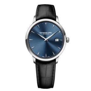RAYMOND WEIL レイモンド・ウェイル トッカータ クォーツ メンズ腕時計 アリゲーター型押しカーフ 5488-STC-50001  |quelleheure-1