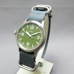 556.GREEN Sinn ジン JAPAN Limited メンズ腕時計 国内正規品 送料無料|quelleheure-1