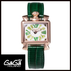 6036.03 GAGA MILANO ガガミラノNAPOLEONE BABY GOLD PLATED レディース腕時計 国内正規品 送料無料  |quelleheure-1