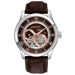 96A120 BULOVA[ブローバ] Automatic 96A120 メンズ腕時計 国内正規品 送料無料  |quelleheure-1