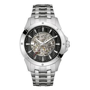 96A170 BULOVA[ブローバ] Automatic  メンズ腕時計 国内正規品  送料無料 quelleheure-1