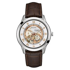 96A172 BULOVA[ブローバ] Automatic メンズ腕時計 国内正規品 送料無料  |quelleheure-1