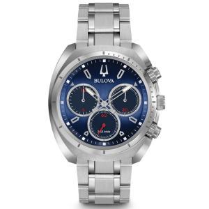 96A185 BULOVA CURV ブローバ  カーブ クロノグラフ メンズ腕時計 正規品 送料無料  |quelleheure-1