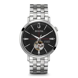 96A199 BULOVA[ブローバ]Classic Automatic 〔クラシック オートマチック 〕 メンズ腕時計 国内正規品 送料無料  |quelleheure-1