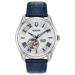 BULOVA ブローバ クラシックモデル ウィルトン 自動巻き メンズ腕時計 96A206  |quelleheure-1