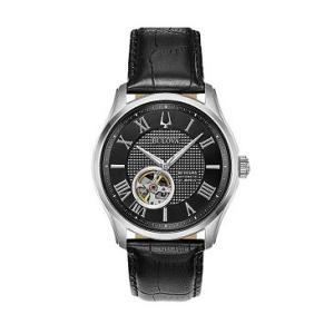 BULOVA ブローバ クラシックモデル ウィルトン 自動巻き メンズ腕時計 96A217  |quelleheure-1