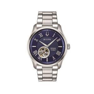 BULOVA ブローバ クラシックモデル ウィルトン 自動巻き メンズ腕時計 96A218  |quelleheure-1