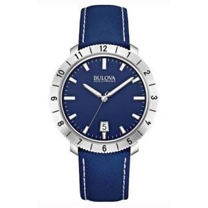96B204 Bulova(ブローバ)ブローバ アキュトロン2 MOONVIEW メンズ腕時計 国内正規品 送料無料  quelleheure-1