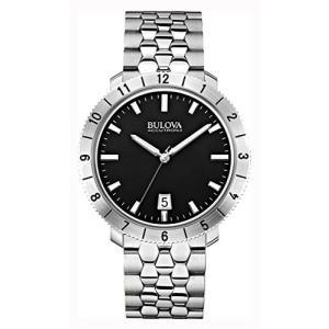 96B207 Bulova(ブローバ)ブローバ アキュトロン2 MOONVIEW メンズ腕時計 国内正規品 送料無料 quelleheure-1