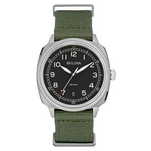 96B229 BULOVA[ブローバ]MILITARY 〔ミリタリー〕メンズ腕時計 国内正規品 送料無料|quelleheure-1