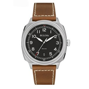 96B230 BULOVA[ブローバ]MILITARY 〔ミリタリー〕メンズ腕時計 国内正規品 送料無料|quelleheure-1