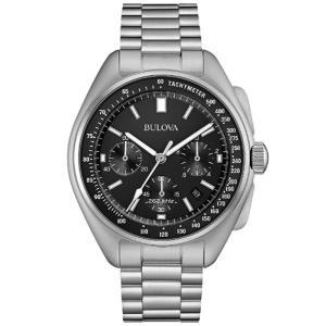 96B258 BULOVA ブローバ ムーンウォッチ  メンズ腕時計 国内正規品 送料無料  |quelleheure-1