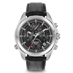 96B259 BULOVA PRECISIONIST ブローバ プレシジョニスト ムーンウォッチ メンズ腕時計 正規品  |quelleheure-1