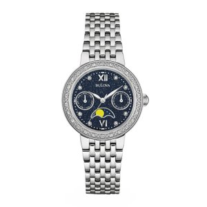 96R210 BULOVA[ブローバ]DIAMONDS [ダイヤモンド] レディース腕時計 国内正規品 送料無料  |quelleheure-1