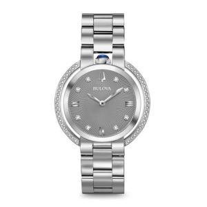 BULOVA ブローバ Rubaiyat ルビア レディース腕時計 96R219  |quelleheure-1