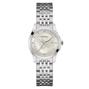 96S160 BULOVA[ブローバ]DIAMONDS [ダイヤモンド] レディース腕時計 国内正規品 送料無料  |quelleheure-1