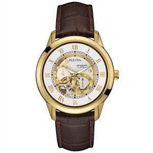 97A121 BULOVA[ブローバ] Automatic メンズ腕時計 国内正規品 送料無料  |quelleheure-1