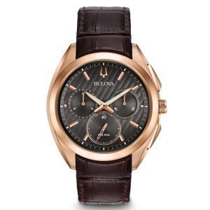 97A124 BULOVA CURV ブローバ  カーブ クロノグラフ メンズ腕時計 正規品 送料無料  |quelleheure-1