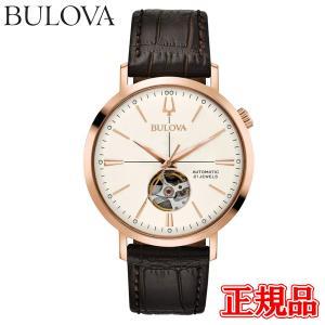 97A136 BULOVA[ブローバ]Classic Automatic 〔クラシック オートマチック 〕 メンズ腕時計 国内正規品 送料無料  |quelleheure-1