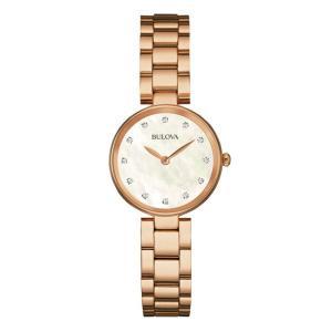 97S111 BULOVA[ブローバ]DIAMONDS [ダイヤモンド] レディース腕時計 国内正規品 送料無料  |quelleheure-1
