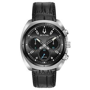98A155 BULOVA CURV ブローバ  カーブ クロノグラフ メンズ腕時計 正規品 送料無料  |quelleheure-1