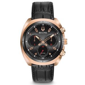 98A156 BULOVA CURV ブローバ  カーブ クロノグラフ メンズ腕時計 正規品 送料無料  |quelleheure-1