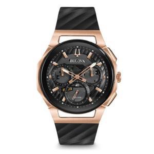 98A185 BULOVA CURV ブローバ  カーブ メンズ腕時計 正規品 送料無料  |quelleheure-1