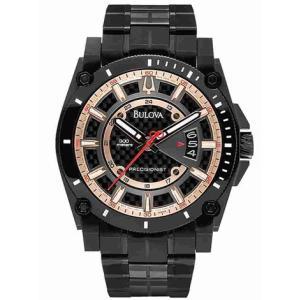 98B143 BULOVA PRECISIONIST[ブローバ プレシジョニスト]CHAMPLAIN メンズ腕時計 正規品 送料無料  |quelleheure-1
