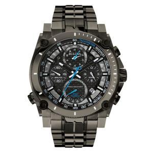 98B229  BULOVA PRECISIONIST(ブローバ プレシジョニスト)シャンプレーン  メンズ腕時計 国内正規品 送料無料  |quelleheure-1