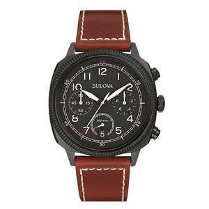 98B245 BULOVA[ブローバ]MILITARY 〔ミリタリー〕メンズ腕時計 国内正規品 送料無料 quelleheure-1