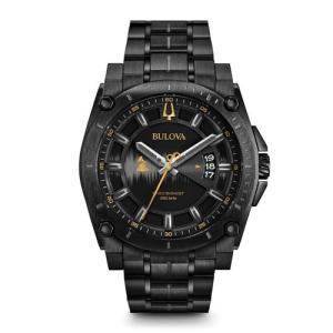 国内正規品 BULOVA ブローバ PRECISIONIST プレシジョニスト メンズ腕時計 送料無料 98B295  |quelleheure-1