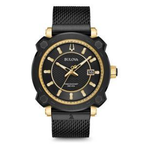 98B303 BULOVA PRECISIONIST[ブローバ プレシジョニスト]  メンズ腕時計 正規品 送料無料  |quelleheure-1