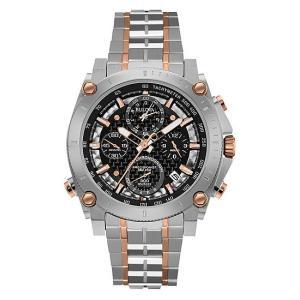 98G256 BULOVA PRECISIONIST[ブローバ プレシジョニスト]メンズ腕時計  国内正規品  送料無料  |quelleheure-1