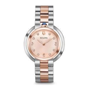 国内正規品 BULOVA ブローバ Rubaiyat ルビア レディース腕時計 送料無料 98P174  |quelleheure-1