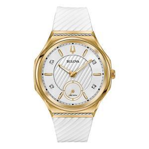 国内正規品 BULOVA ブローバ カーブ レディース腕時計 送料無料 98R237  |quelleheure-1