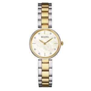 98S146 BULOVA[ブローバ]DIAMONDS [ダイヤモンド] レディース腕時計 国内正規品 送料無料  |quelleheure-1