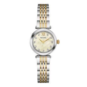98S154  BULOVA[ブローバ]DIAMONDS [ダイヤモンド] レディース腕時計 国内正規品 送料無料  |quelleheure-1