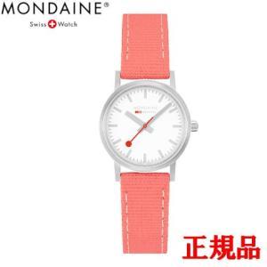 正規品 MONDAINE モンディーン クォーツ クラシック シーズナル 30mm ピンク レディース腕時計 送料無料 A6583032317SBP|quelleheure-1