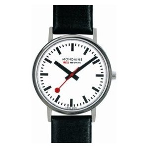 A660.30314.11SBB MONDAINE[モンディーン]  New Classic メンズ腕時計 国内正規品 送料無料  |quelleheure-1
