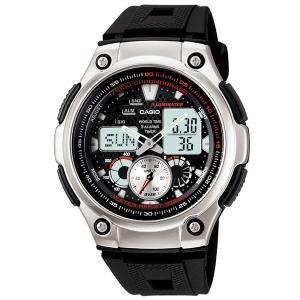 AQ-190W-1AJF カシオ SPORTS GEAR スポーツギア メンズ腕時計 国内正規品 送料無料|quelleheure-1