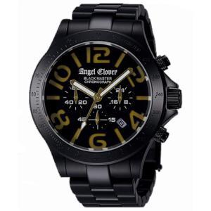 BM46BGD Angel Clover [ エンジェルクローバー ] メンズ腕時計 ブラックマスターミリタリー 【送料無料】   quelleheure-1