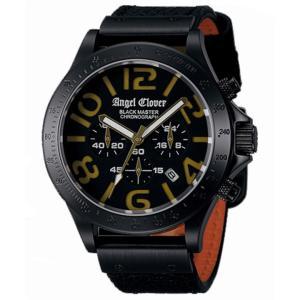 BM46BGD-BK  Angel Clover [ エンジェルクローバー ] メンズ腕時計 ブラックマスターミリタリー 【送料無料】   quelleheure-1