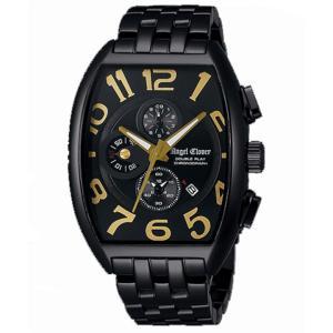 DP38BBG  Angel Clover [ エンジェルクローバー ] メンズ腕時計 ダブルプレイ 【送料無料】   quelleheure-1