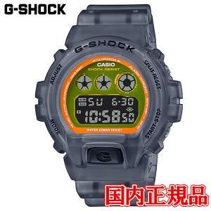 国内正規品 CASIO カシオ G-SHOCK クォーツ メンズ腕時計 DW-6900LS-1JF|quelleheure-1