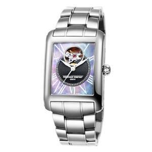 FREDERIQUE CONSTANT フレデリックコンスタント クラシック カレ オートマチック ハートビート マザー・オブ・パール 日本限定 メンズ腕時計 FC-310MPN4S36B   quelleheure-1